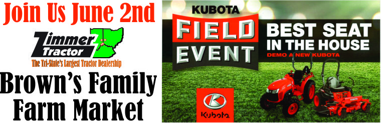 Kubota Field Day